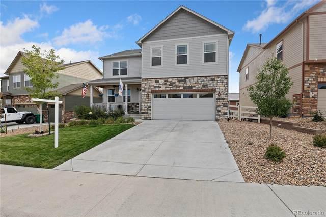 2250 Shadow Creek Drive, Castle Rock, CO 80104 (MLS #7532136) :: Keller Williams Realty