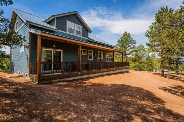 435 Granite Road, Florissant, CO 80816 (#7532204) :: Compass Colorado Realty