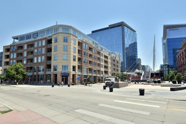 1610 Little Raven Street #306, Denver, CO 80202 (#7532392) :: Bring Home Denver