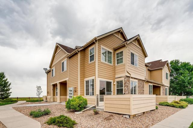 2445 Cutters Circle #106, Castle Rock, CO 80108 (#7532801) :: Colorado Home Finder Realty
