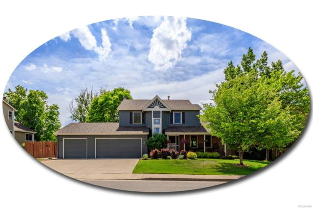 8011 S Williams Circle, Centennial, CO 80122 (#7533020) :: Structure CO Group