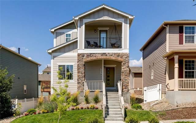 2238 St James Drive, Colorado Springs, CO 80910 (MLS #7533073) :: 8z Real Estate