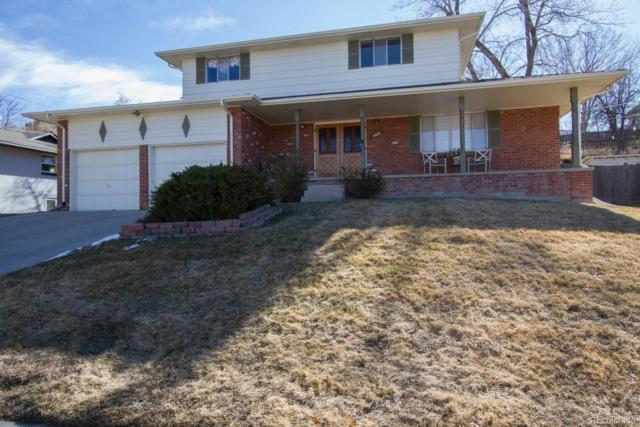 6966 Dudley Drive, Arvada, CO 80004 (#7533231) :: The Healey Group