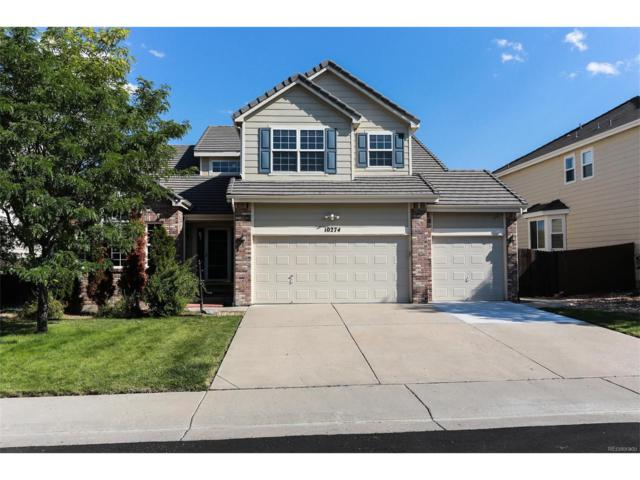 10274 Nottingham Drive, Parker, CO 80134 (#7533509) :: The Griffith Home Team