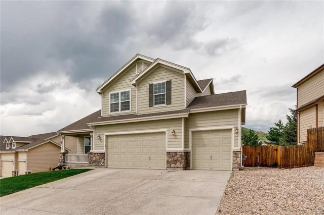 675 Eaglestone Drive, Castle Rock, CO 80104 (#7534122) :: The HomeSmiths Team - Keller Williams