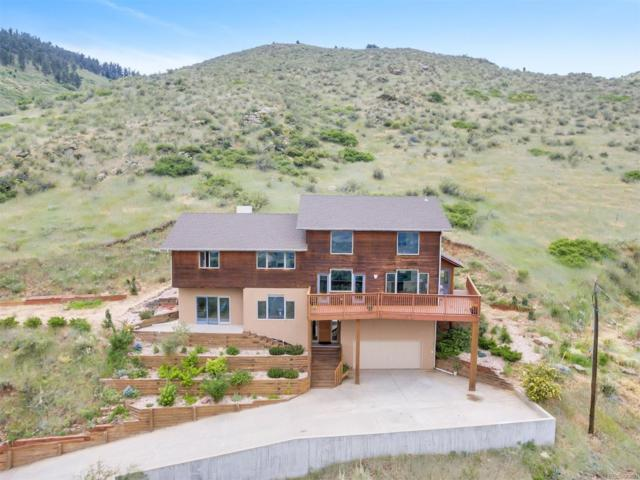 2110 Bonvue Drive, Golden, CO 80401 (#7534349) :: The City and Mountains Group