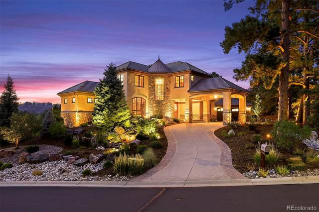 2099 Beechnut Place, Castle Rock, CO 80108 (#7534828) :: James Crocker Team