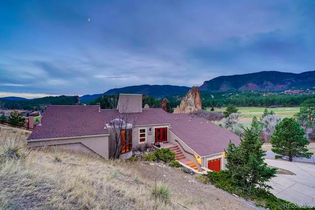 6722 Wauconda Drive, Larkspur, CO 80118 (#7535736) :: Kimberly Austin Properties