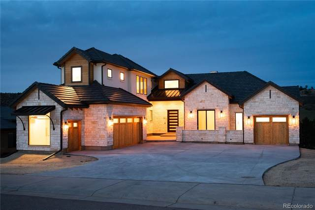 7876 Raphael Lane, Littleton, CO 80125 (MLS #7535887) :: 8z Real Estate