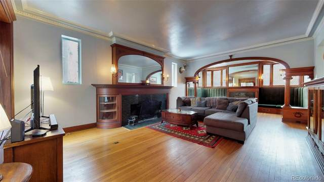1459 N Pennsylvania Street A, Denver, CO 80203 (#7535890) :: The Griffith Home Team