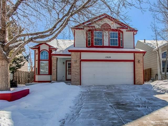 12620 W Gould Drive, Littleton, CO 80127 (MLS #7536016) :: 8z Real Estate
