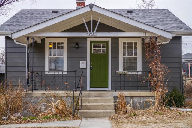 257 Perry Street, Denver, CO 80219 (#7536071) :: The Heyl Group at Keller Williams