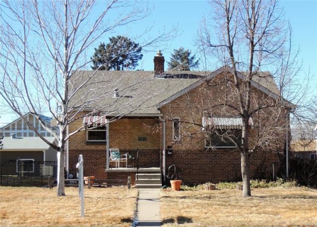 2125 S Logan Street, Denver, CO 80210 (#7536453) :: Wisdom Real Estate