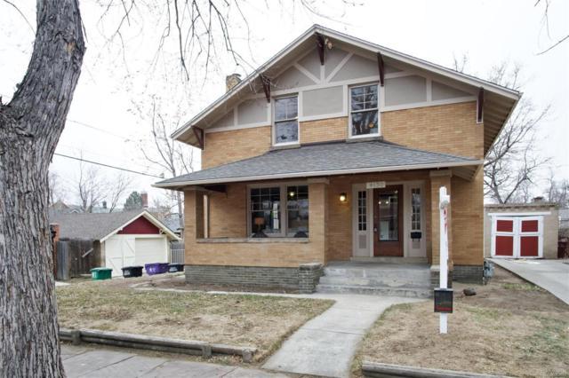 4130 W 35th Avenue, Denver, CO 80212 (#7537009) :: Wisdom Real Estate