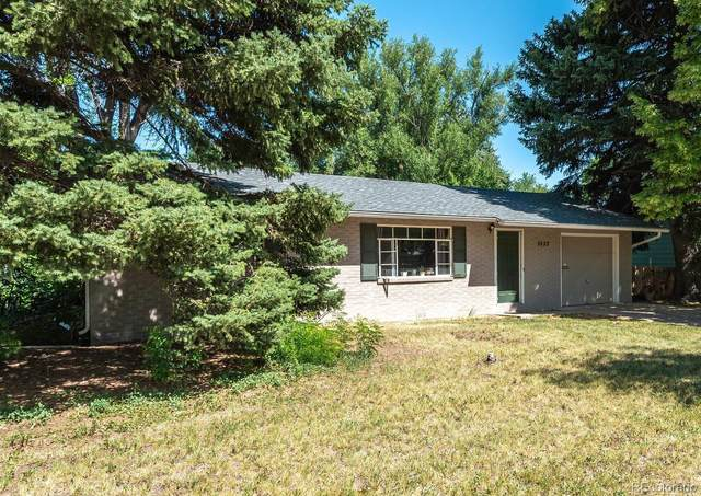 1032 Glenmoor Drive, Fort Collins, CO 80521 (#7537038) :: The Heyl Group at Keller Williams