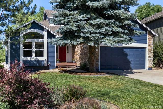 5420 Glendale Gulch Circle, Boulder, CO 80301 (#7537047) :: The DeGrood Team