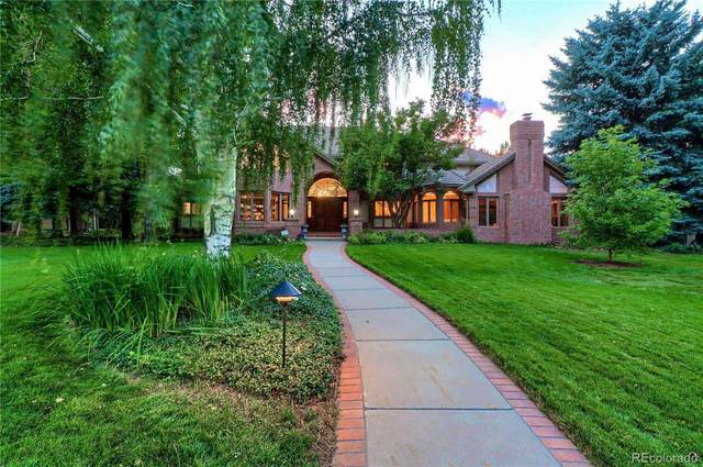 4765 S Clayton Court, Cherry Hills Village, CO 80113 (#7537463) :: The DeGrood Team
