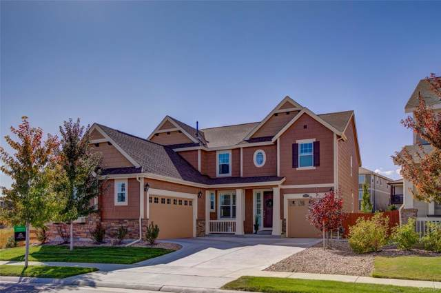 10253 Isle Street, Parker, CO 80134 (#7537517) :: The Dixon Group