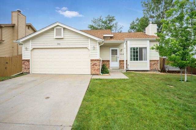 5541 S Jericho Way, Centennial, CO 80015 (#7537652) :: The City and Mountains Group