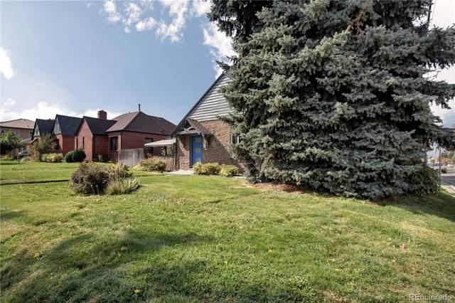 799 Fairfax Street, Denver, CO 80220 (MLS #7537755) :: 8z Real Estate