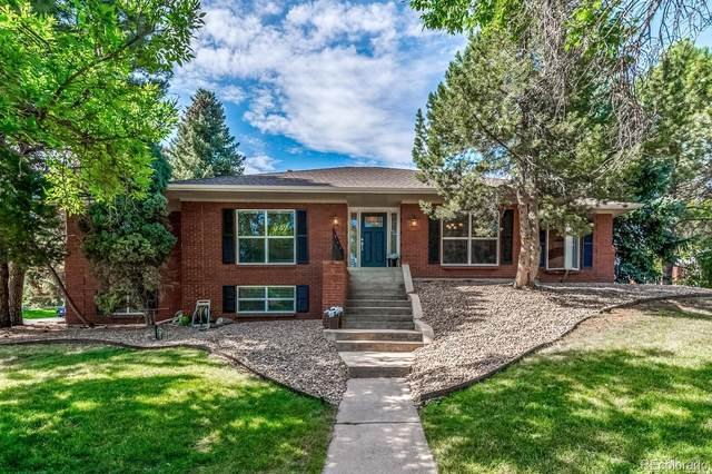10 Glenview Drive, Littleton, CO 80123 (#7537778) :: The Harling Team @ Homesmart Realty Group