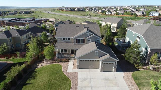 15976 E Summit Fox Avenue, Parker, CO 80134 (#7537847) :: Colorado Home Realty