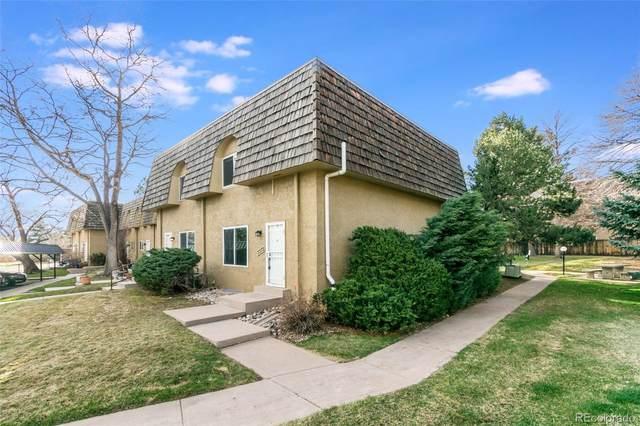 7372 E Princeton Avenue, Denver, CO 80237 (MLS #7538115) :: Find Colorado