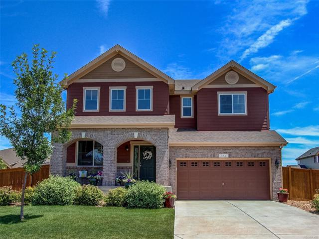 142 N Jackson Gap Way, Aurora, CO 80018 (#7538121) :: Structure CO Group