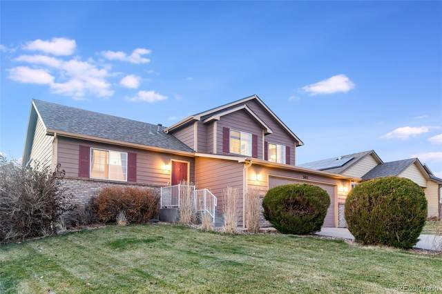 3011 43rd Avenue Court, Greeley, CO 80634 (MLS #7538315) :: The Sam Biller Home Team