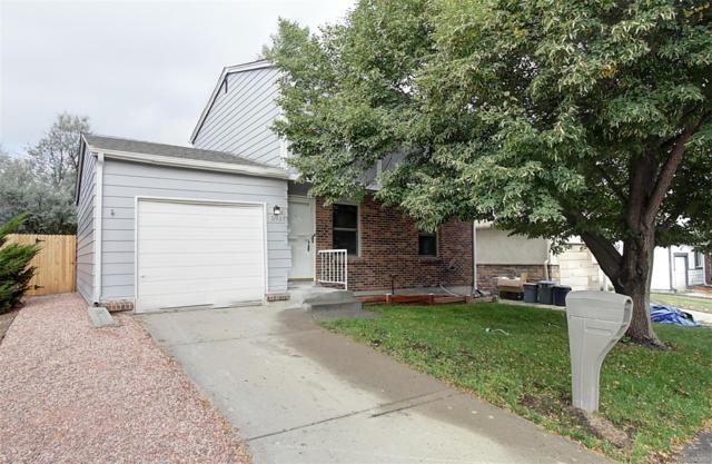 3933 S Pagosa Street, Aurora, CO 80013 (MLS #7538768) :: 8z Real Estate