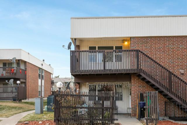 3663 S Sheridan Boulevard G12, Denver, CO 80235 (#7538771) :: The City and Mountains Group