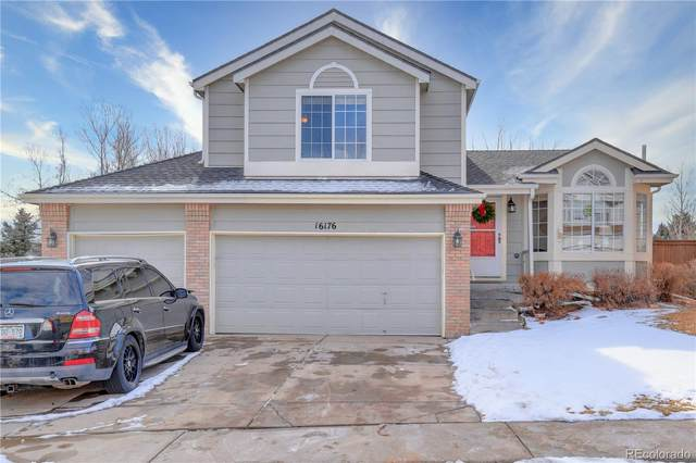 16176 Sequoia Drive, Parker, CO 80134 (#7539347) :: iHomes Colorado
