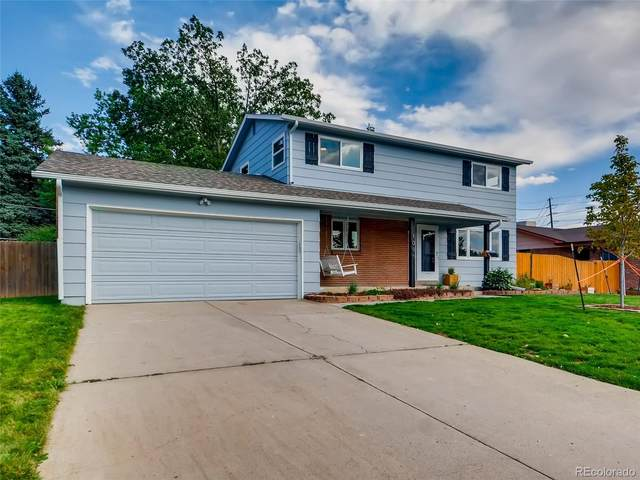1086 S Johnson Street, Lakewood, CO 80226 (#7539374) :: The Griffith Home Team