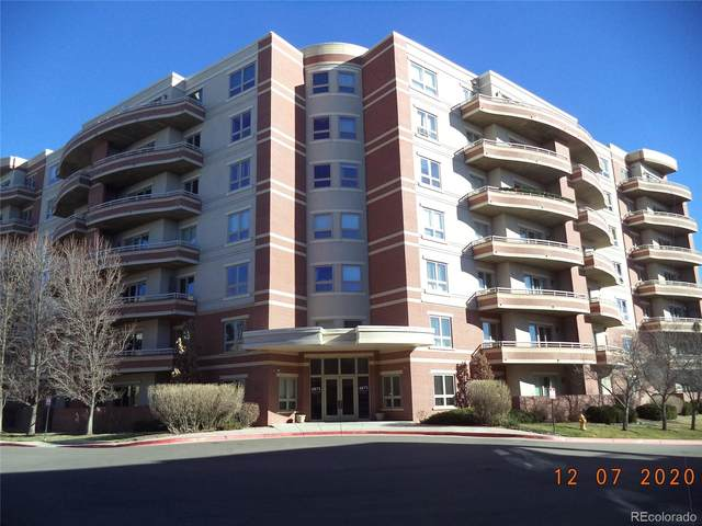4875 S Monoco Street #701, Denver, CO 80237 (#7539543) :: Bring Home Denver with Keller Williams Downtown Realty LLC