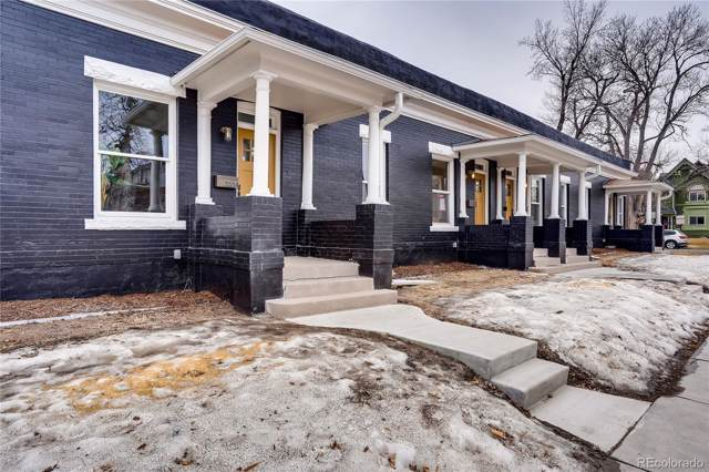 3332 W 23rd Avenue, Denver, CO 80211 (#7539740) :: Harling Real Estate