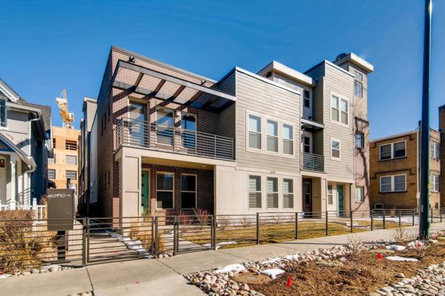 1818 Clarkson Street #103, Denver, CO 80218 (#7539782) :: The Heyl Group at Keller Williams