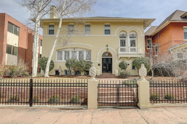 1320 Race Street, Denver, CO 80206 (#7539824) :: Wisdom Real Estate