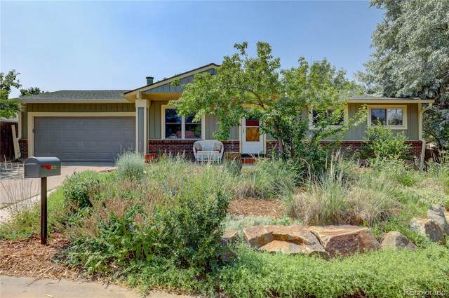 14804 E Radcliff Place, Aurora, CO 80015 (#7539943) :: The Gilbert Group