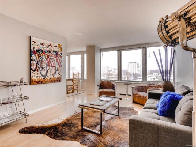 789 Clarkson Street #702, Denver, CO 80218 (#7540028) :: Bring Home Denver with Keller Williams Downtown Realty LLC