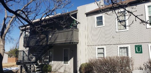 2301 E Fremont Avenue U09, Centennial, CO 80122 (MLS #7540102) :: JROC Properties