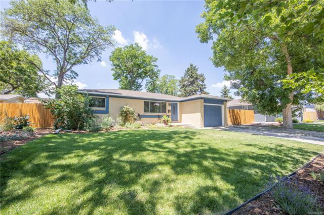 965 Laurel Street, Broomfield, CO 80020 (MLS #7540356) :: 8z Real Estate