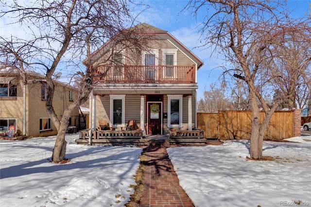 3503 W 44th Avenue, Denver, CO 80211 (#7540366) :: iHomes Colorado
