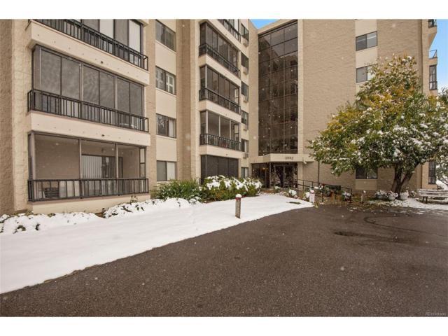 13992 E Marina Drive #305, Aurora, CO 80014 (MLS #7540540) :: 8z Real Estate
