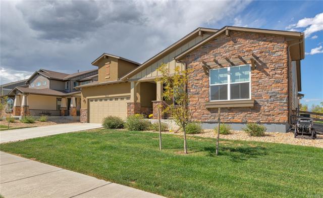 927 Rocky Ridge Circle, Erie, CO 80516 (MLS #7541062) :: 8z Real Estate