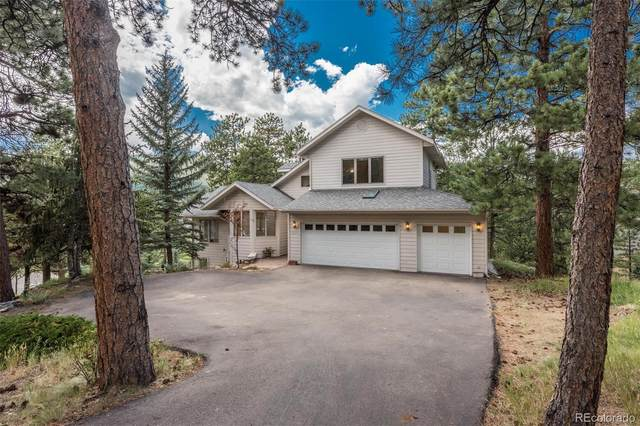 1571 Prouty Drive, Evergreen, CO 80439 (#7541175) :: The DeGrood Team