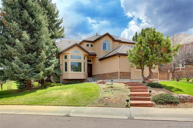 7768 Edgewater Court, Lone Tree, CO 80124 (MLS #7541218) :: 8z Real Estate