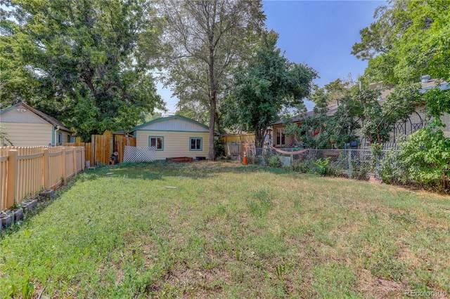 1269 Fairfax Street, Denver, CO 80220 (#7541839) :: Finch & Gable Real Estate Co.