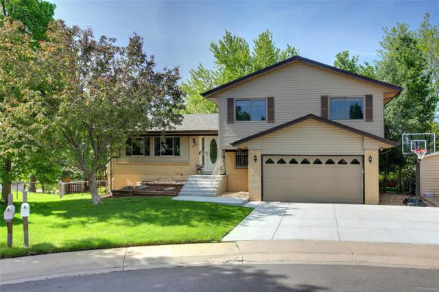 2240 S Alkire Court, Lakewood, CO 80228 (#7541925) :: House Hunters Colorado