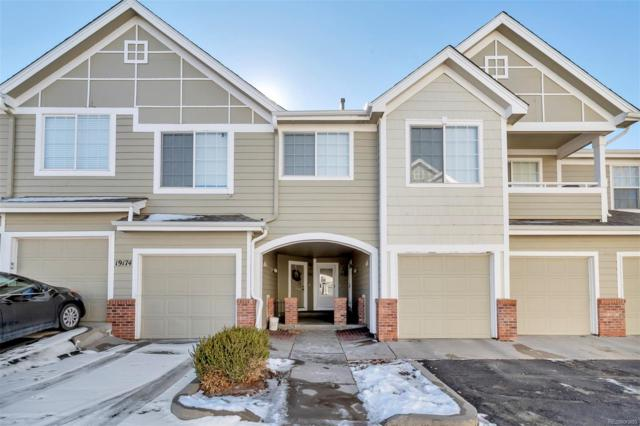 19174 E Wyoming Drive #106, Aurora, CO 80017 (#7542061) :: The Heyl Group at Keller Williams