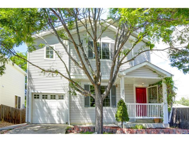 8873 Newton Street, Westminster, CO 80031 (MLS #7542158) :: 8z Real Estate